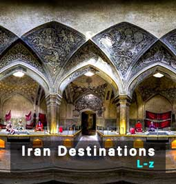 Iran Destinations